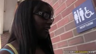 Ana Foxxx Gloryhole ebony hd videos hardcore black kink blowjob gloryhole dogfart glory hole pornstar interracial small tits dogfartnetwork natural tits fetish petite