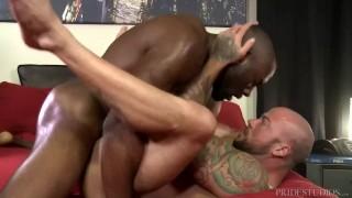 ExtraBigDicks Sean Duran misses Big Black Cock