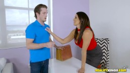 RealityKings - Best Milf In The Biz Reagan Foxx