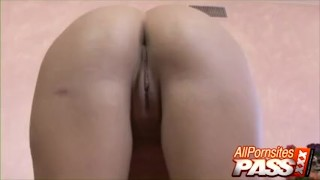 Suit sexy santa cece licked pussy stone in pussy small