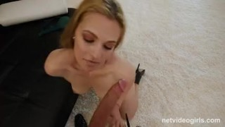 Drop Dead Gorgeous Calendar Girl Ends Her Dry Spell  hardcore sex net video girls big boobs amazing rider natural tits round ass riding dick hot babe netvideogirls amateur perfect body