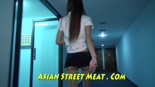 Ejaculated Up Her Sweet Asian Ass Hole pattaya deep assfuck bangkok asian thai amateur teen slut girlfriend bdsm anal prostitute ass-fuck hotel asshole