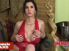 Lesbian in sauna video