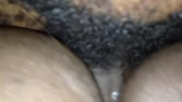 Cum all over his dick