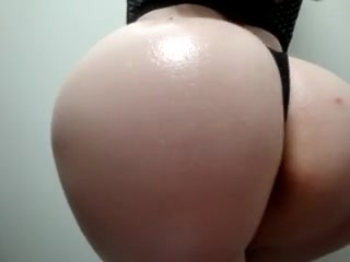 My Oiled Butt!!!