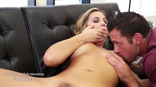 Interactive - Blair Williams' Huge Tits Seduce Johnny Castle Bbc hardcore
