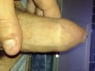 pulling back foreskin