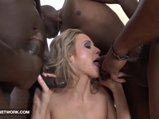 Couples Having Sex Outside Face Fucked Deepthroat Cum Licking Swallow Blonde Interracial Hard Anal,
