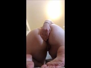 KIK Compilation 4 Dancing, Stripping, Plug, Dildo, and Orgasm