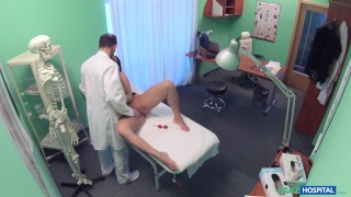 Pussy loveballs doctor deep in frees babe reality