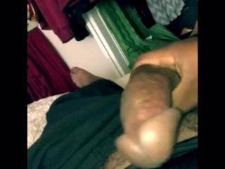 Mr Big Head Thick Cock Wang Wave