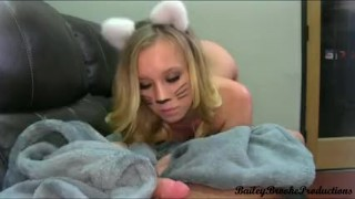 Makes bailey sexy kitty dream one little brooke naturaltits facial