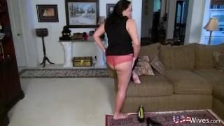 USAWives Chubby American mature lady Niki