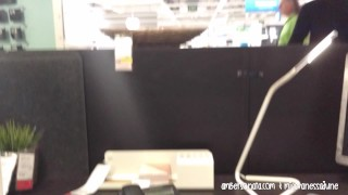 Ever the most intense compilation public ikea girl flashing