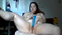 Redhead masturbation and squirt