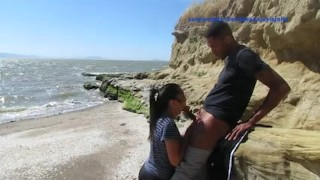 Beach fun Jahan & Jayla Real bangbook