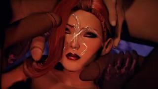 Songbird's Shame Jessica Rabbit [Studio FOW]