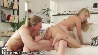 Pussy biempire rimjob anal eating and mmf fun big czech