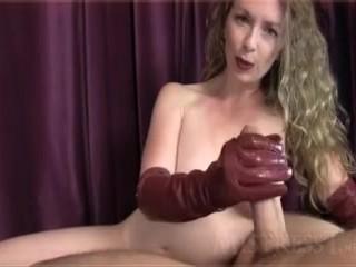 Remarkable idea Mistress t leather gloves