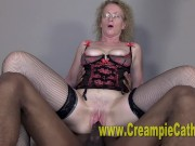 Sloppy Double BBC Creampie