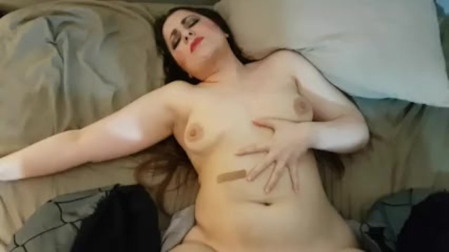 Brunette sex woman She takes his cock pov, multiple female orgasms, amateur couple, homemade