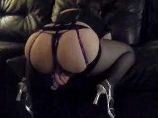 Sextape Gratuit Sexy Striptease With Multiple Loud Orgasms, Amateur Brunette Masturbation Striptease