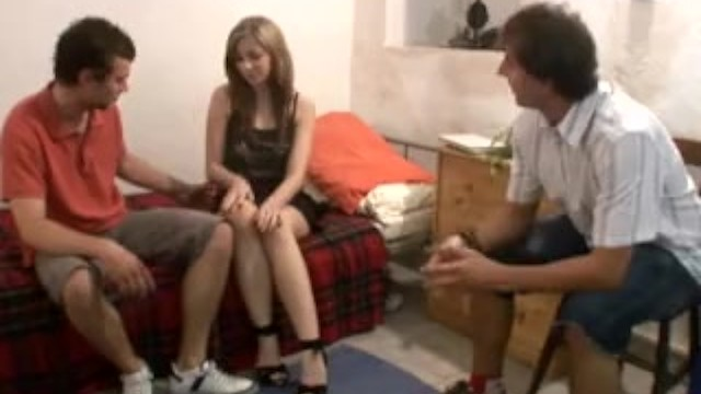 18videoz - He sold his GF's chocolate hole to a stranger