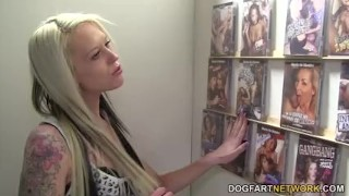 Goldie Loxxx Gloryhole