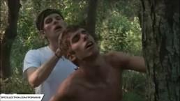 Army Gay Fuck Outdoor