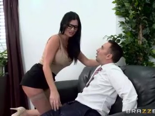 Rider Fuck Video Fucking, She needs Her Lawyers Big Dick- Brazzers Big Tits Pornstar