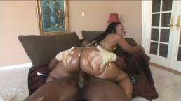 Black Teen CHEROKEE D'ASS Gets Her Big Ass Fucked By Monster Black Cock