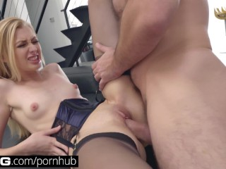 Marie Mccray Threesome Extreme Fucked, Cum In Pussy Russian Video