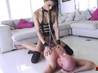LadyboyPlay - Ladyboy Aris Ass Fucked