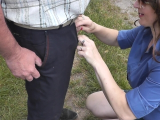 videos Hold his peeing cock