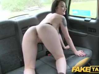 Preview 5 of Fake Taxi Cock hungry customer gets a free ride
