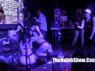 Sexcon the wildest Pornstar strippers twerkers n freaks events