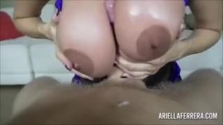 Ariella Ferrera - Titfuck Queen