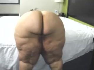 big butt bbw Geisha Grimm taking BBC from Don Prince on BBWHighway