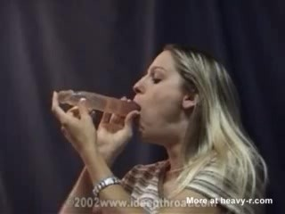 Gel Dildo Deep Throat