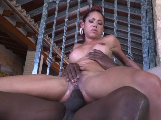 Teen Bondage Clips J&M Elite - Rose Valerie Fucked In The Ass By A Huge