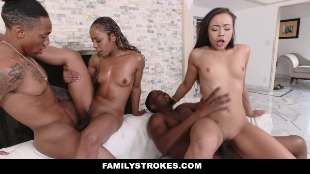 FamilyStrokes- Family Reunion Turned into Fuck Fest