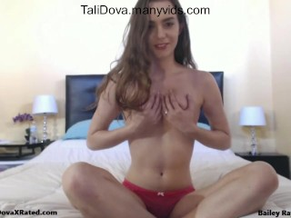 Tali Dova Strip and Tease