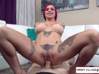 Trombone Girls First Class Pov - Anna Bell Peaks Is Fucked By A Huge