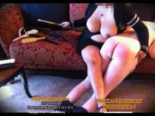 Over Mistress Loves Knee