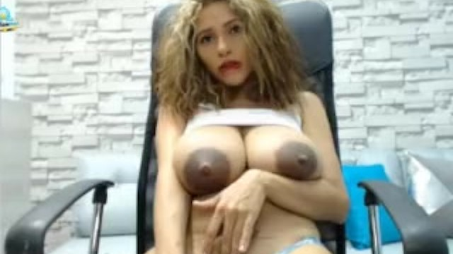 Hot sexy columbian girls - Columbian cam model drippy milky bigtits