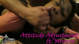 Attitude Adjustment ft Mr Plus 1