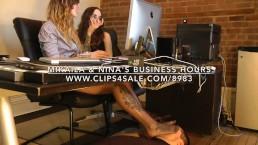 Mikaila & Nina's Business Hours - www.c4s.com/8983/17668716