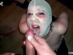 The Dutch Cum Baroness Big Jizzloads facials DP by her Servants Teaser