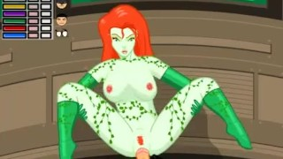 Batwoman Pussy Fuck