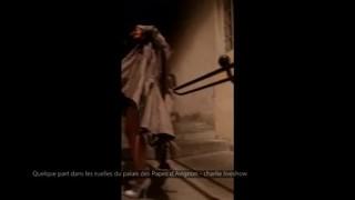 Escapade sexy et exhib dans Avignon